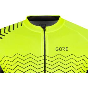GORE WEAR C3 Jersey Herren neon yellow/black